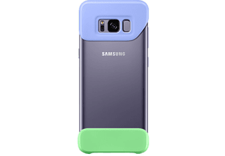 SAMSUNG 2Piece Cover Galaxy S8 Violet/Green