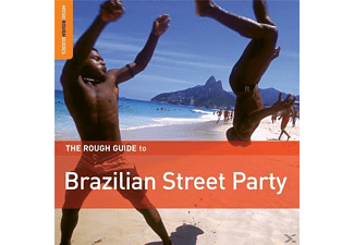 Various - Rough Guide: Brazilian Street Party - (CD)