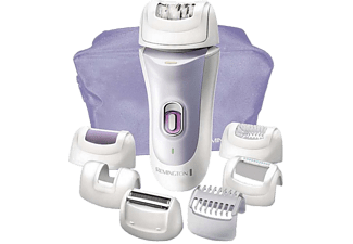 REMINGTON Epilator Smooth & Silky 7 en 1 (EP7035)