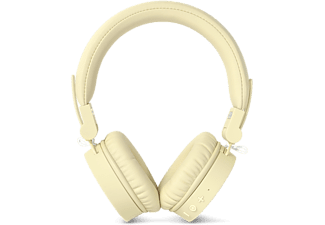 FRESH N REBEL Casque audio sans fil Caps Wireless Buttercup (3HP200BC)