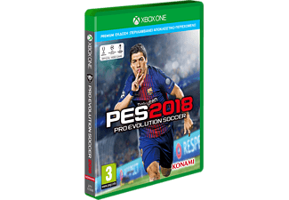 Pro Evolution Soccer 2018 - Premium Edition Xbox One