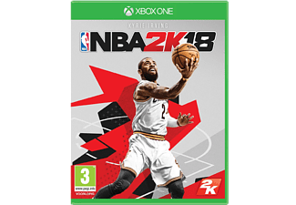 NBA 2K18 FR/NL Xbox One