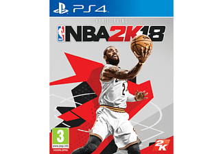 NBA 2K18 NL/FR PS4