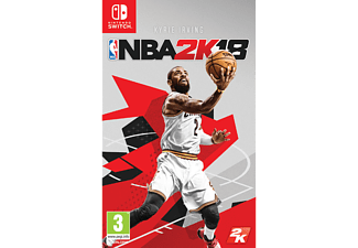 NBA 2K18 FR/NL Switch