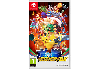 Pokkén Tournament DX NL Nintendo Switch