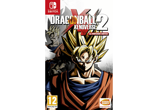 Dragon Ball: Xenoverse 2 UK Nintendo Switch