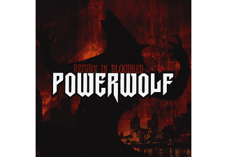 Powerwolf - Return In Bloodred - (Vinyl)