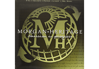 Morgan Heritage - Mission In Progress - (Vinyl)