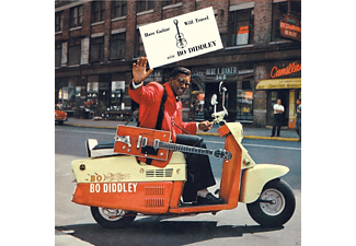 Bo Diddley - HAVE GUITAR,.. -BONUS TR- - (CD)