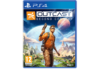 Outcast - Second contact NL/FR PS4