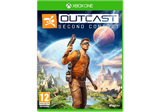 Outcast - Second contact FR/NL Xbox One
