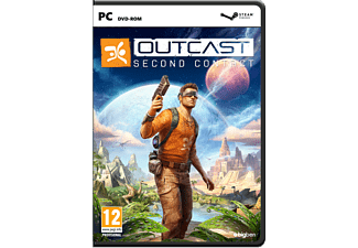 Outcast - Second contact FR/NL PC
