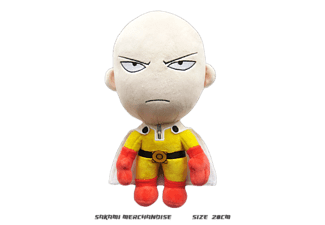 Figur One Punch Man Plüsch Angry