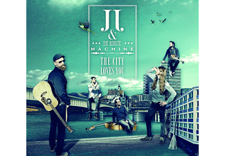 Jj & The Acoustic Machine - The City Loves You - (CD)