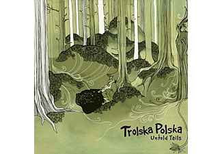 Trolska Polska - UNTOLD TRAILS - (CD)