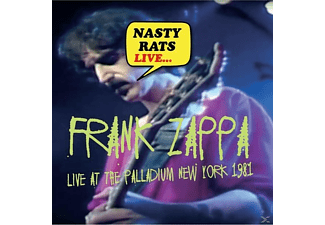 Frank Zappa - Nasty Rats Live ... (Live At The Palladium New York, 1981) - (CD)