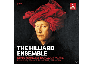 The Hilliard Emsemble - Renaissance & Baroque Music - (CD)