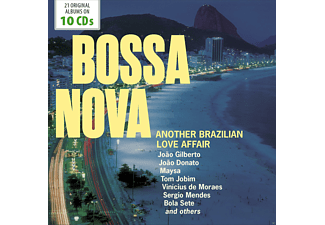VARIOUS - Bossa Nova-Another Brazilian Love Affair - (CD)