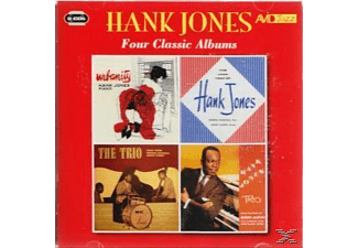 Hank Jones - Four Classic Album - (CD)