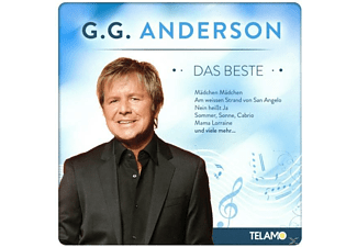 G.G. Anderson - Das Beste,15 Hits - (CD)