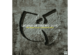 Wu-Tang Clan - Legend Of The Wu-Tang: Wu-Tang Clan's Greatest Hit - (LP + Download)
