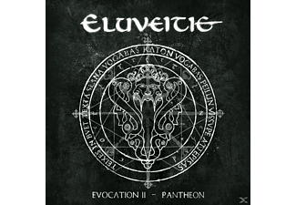 Eluveitie - Evocation II-Pantheon - (CD)