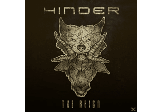 Hinder - The Reign - (CD)