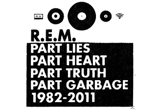 R.E.M. - Part Lies,Part Heart,Part Truth.Part Garbage (2CD) - (CD)