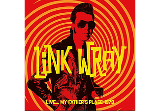 Link Wray - Live...My Father's Place 1979 - (CD)