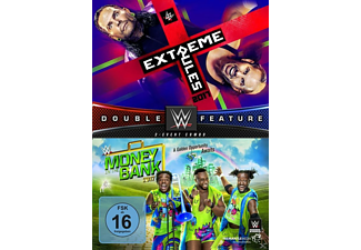 Extreme Rules / Money in the Bank 2017 - (DVD)