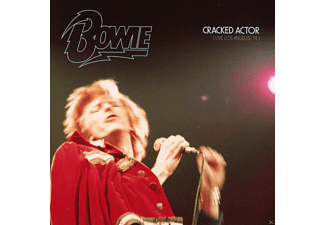 David Bowie - Cracked Actor (Live Los Angeles '74) - (CD)