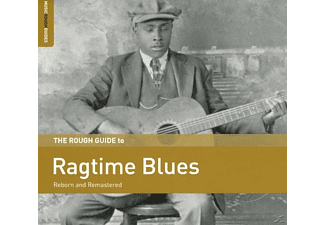 VARIOUS - Rough Guide: Ragtime Blues - (CD)