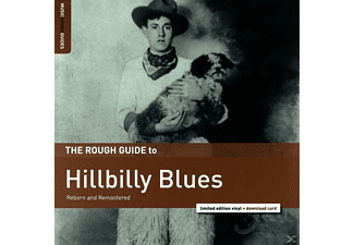 Jimmie Rodgers, Dick Justice, Frank Hutchison - Rough Guide: Hillbilly Blues - (LP + Download)