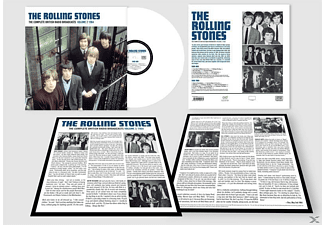 The Rolling Stones - Complete Radio Broadcasts Vol.1 (White Vinyl) - (Vinyl)
