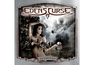 Eden's Curse - Eden's Curse-Revisited (CD+DVD) - (CD + DVD Video)