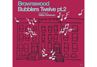 VARIOUS - Brownswood Bubblers Twelve-Part 2 - (Vinyl)