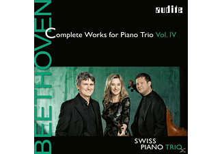 Swiss Piano Trio - Beethoven:Complete Works For Piano Trio Vol.4 - (CD)