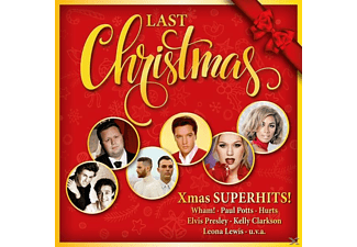 VARIOUS - Last Christmas-Xmas Superhits! - (CD)