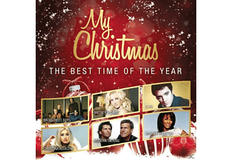 VARIOUS - My Christmas-The Best Time Of The YeaMy Christma - (CD)