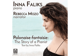 Inna Faliks, Rebecca Mozo - Polonaise-Fantaisie: The Story of a Pianist - (CD)
