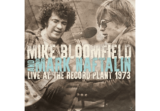 Mark Naftalin, Michael Bloomfield - Live At The Record Plant 1973 - (CD)