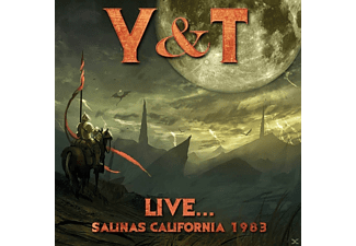 Y&t - Live...Salinas California 1983 - (CD)