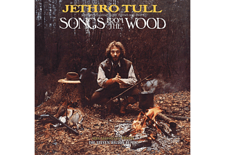 Jethro Tull - Songs From The Wood (40th Anniversary Edition) - (CD)
