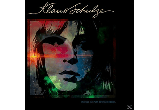 Klaus Schulze - Eternal-The 70th Birthday Edition - (CD)