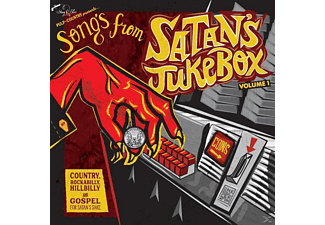 VARIOUS - Songs From Satan's Jukebox 01 - (Vinyl)