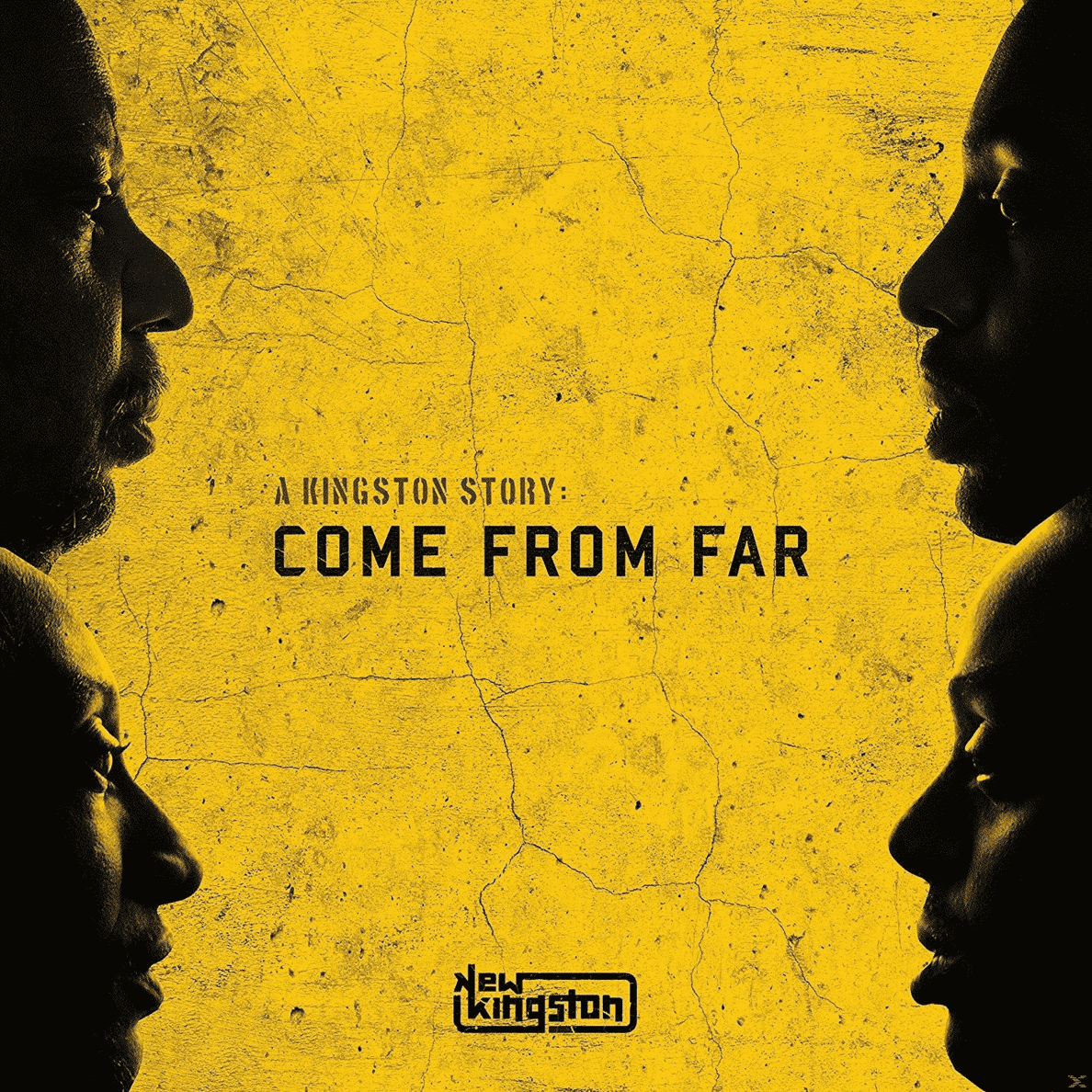 A Kingston Story: Come From Far New Kingston auf CD