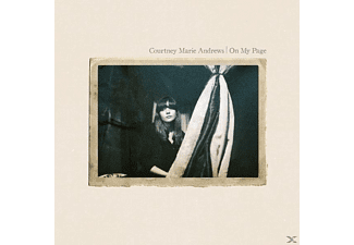 Courtney Marie Andrews - On My Page (Heavyweight LP+MP3) - (LP + Download)