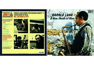 Harold Land - A New Shade Of Blue (Gatefold/LP+MP3) - (LP + Download)