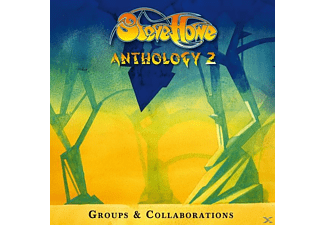 Steve Howe - Anthology 2: Groups & Collaborations - (CD)