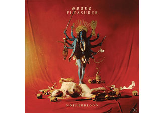 Grave Pleasures - Motherblood - (CD)